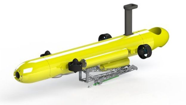 The COTSbot underwater drone