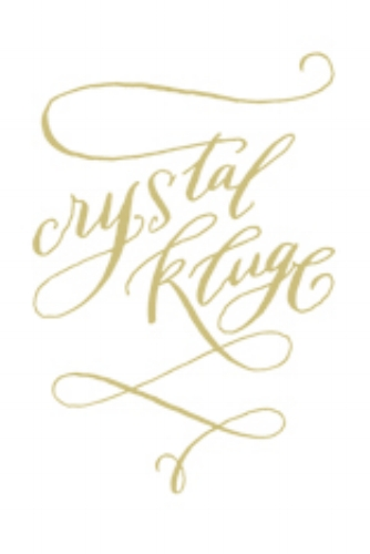 crystal kluge handlettering & illustration