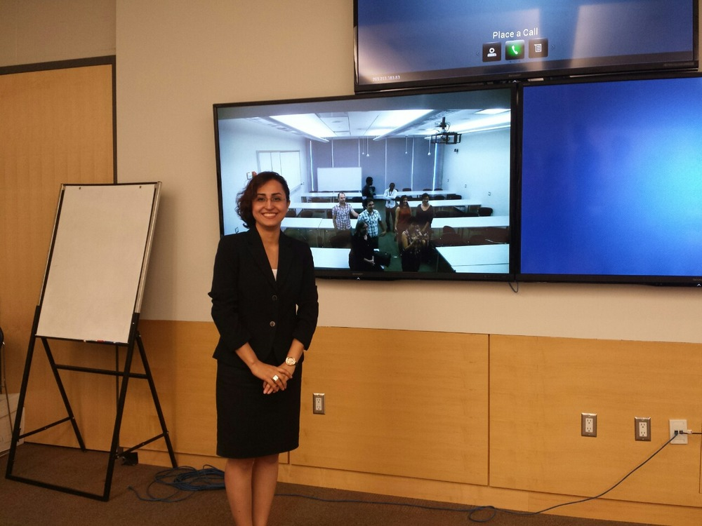 On September 29, 2015, Fereshteh successfully defended her MSc Thesis- Well done!