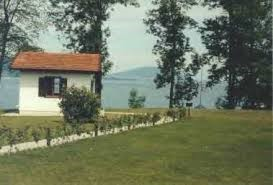 Mahler's composing hut on Attersee in Salzkammergut