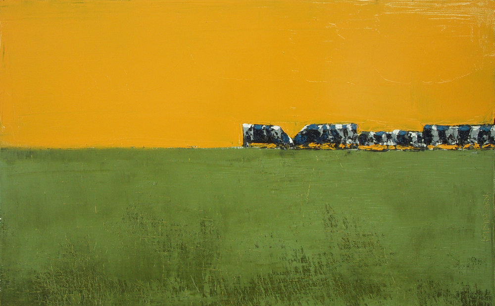 P25_VACHES SUR FOND ORANGE 61x38cm.jpg