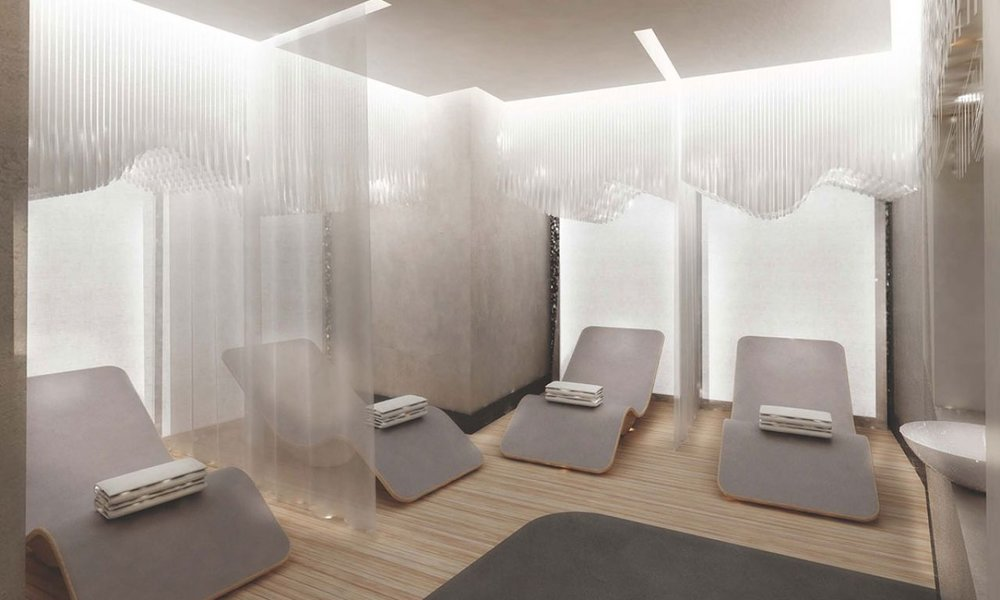 Relaxation Lounge, picture by B Beauty Arabia
