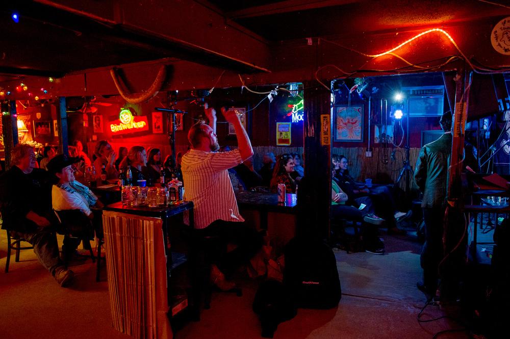 Sahara Lounge 2015