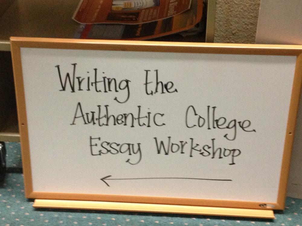 Free workshop at the Santa Barbara Public library,