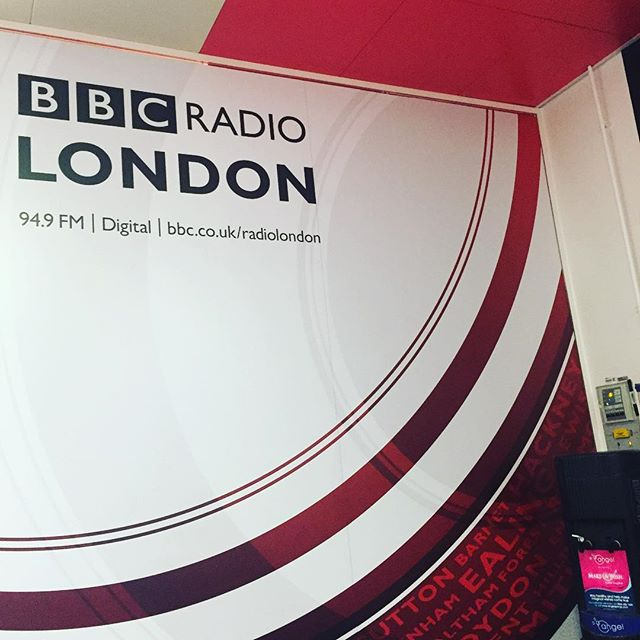 Chasing that Pulitzer down with a hard-hitting chat about Christmas gifts on @bbcradiolondon at 2pm...