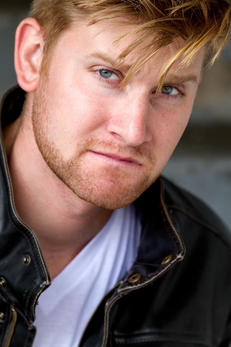 Actor, Garrett Thoen #FishyFoto