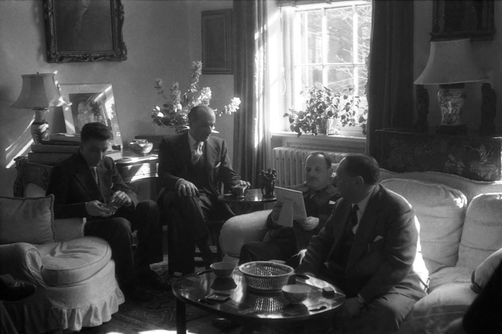Meeting 1957