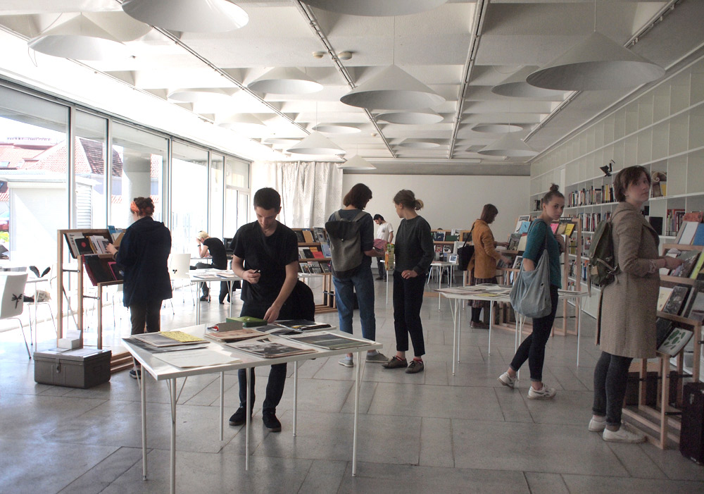 ZINES OF THE ZONE @ reading room, SMC, CONTEMPORARY ART CENTRE, VILNIUS (LT)