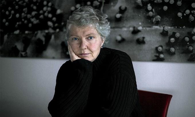 Renata Ferri, picture by Roberta Levi
