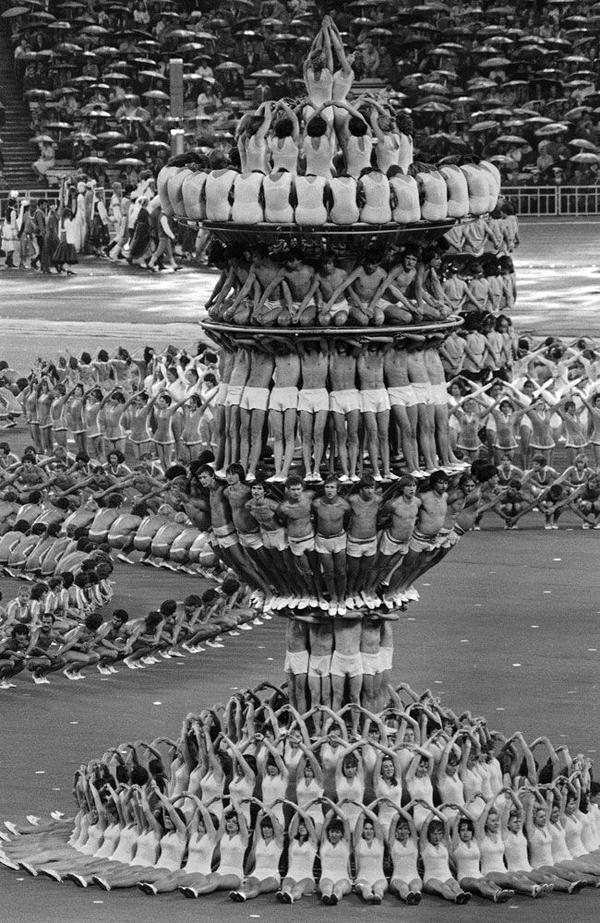 """Can the guy in the 8th row please leave?""  - Agile requests can be costly! (Olympic games Moscow 1980)"
