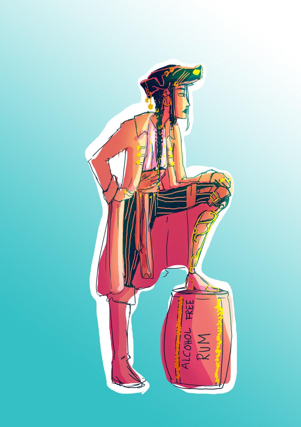 Outfit 3 (Peg Leg Test)
