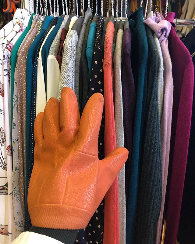 February Wardrobe Woes: Static Cling and the Pain it Causes #fuckstatic #wardrobewoes #silkblouses #hurt