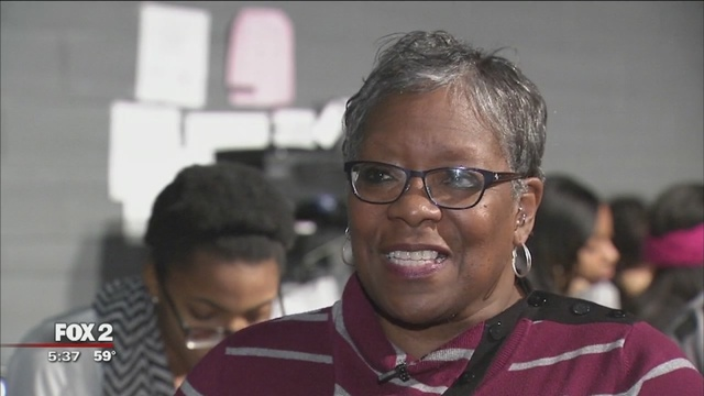 Cass Tech legend Marilyn McCormick was profiled on Fox 2 news.