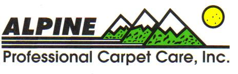 Alpine Professional Carpet Care