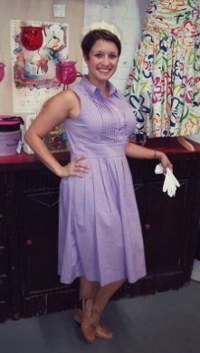 Natalie M. from Curly Sue's Vintage Clothing
