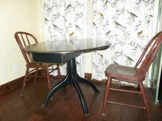 Breakfast nook dining table.jpg
