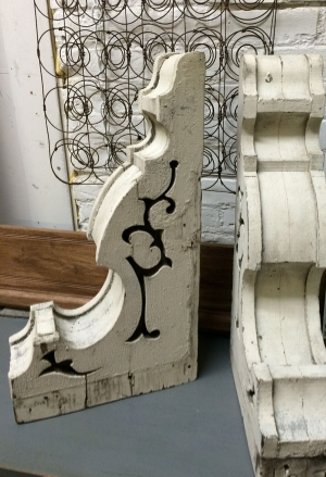 Architectural Corbels