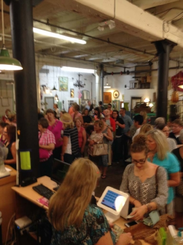 Good Ju Ju Crowd-West Bottoms Vintage Shopping.jpg