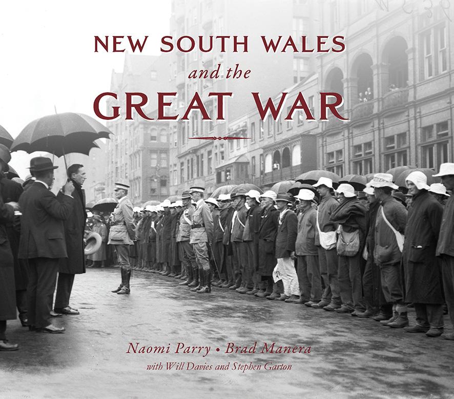 Commemorative book for the Centenary of ANZAC