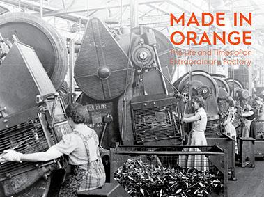 Self-published commemorative book for Electrolux Australia