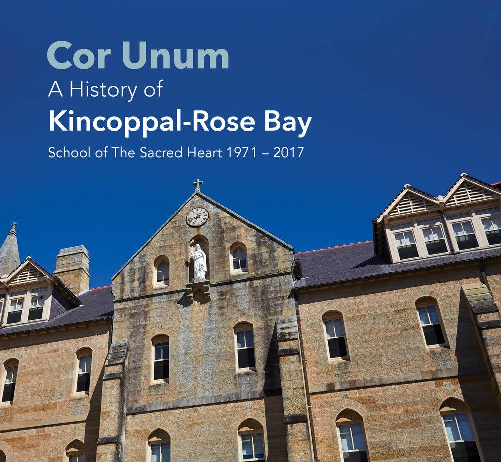 Commemorative book for Kinkoppal-Rose Bay School