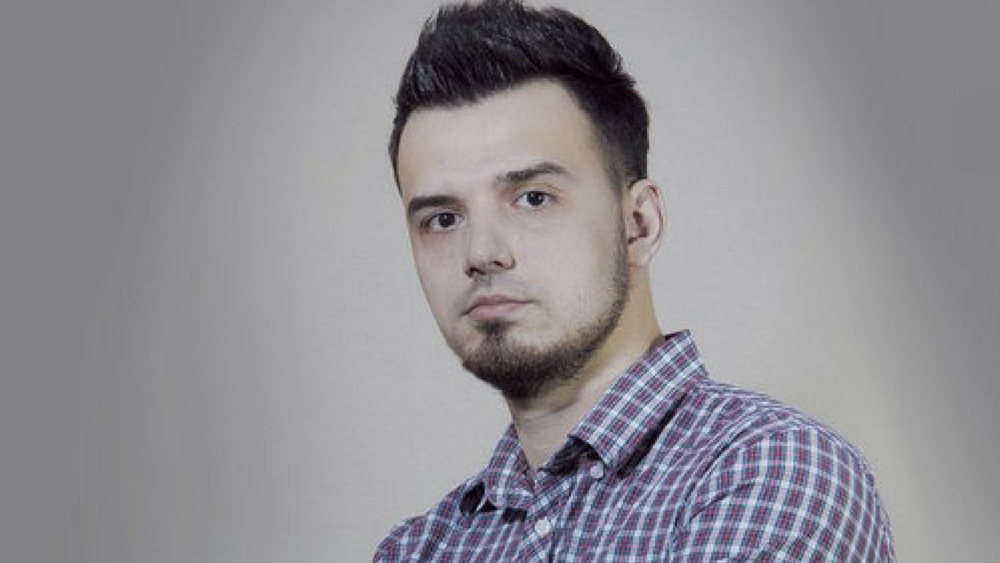 Yaroslav - Motion Graphics Designer