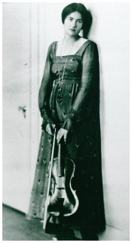Violist-composer Rebecca Clarke