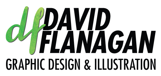 David Flanagan : Illustration & Graphic Design