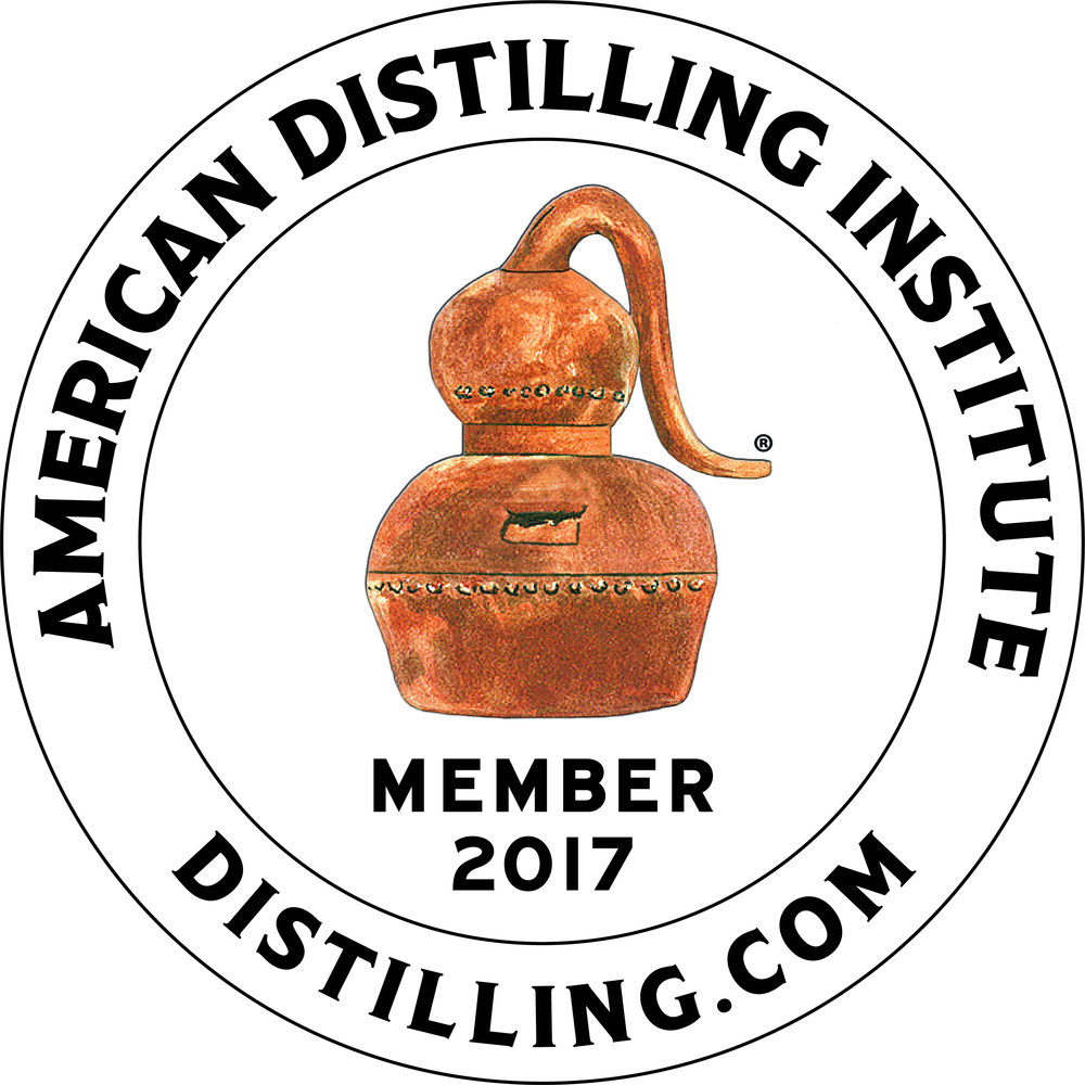 Alley 6 is a member of the American Distilling Institute