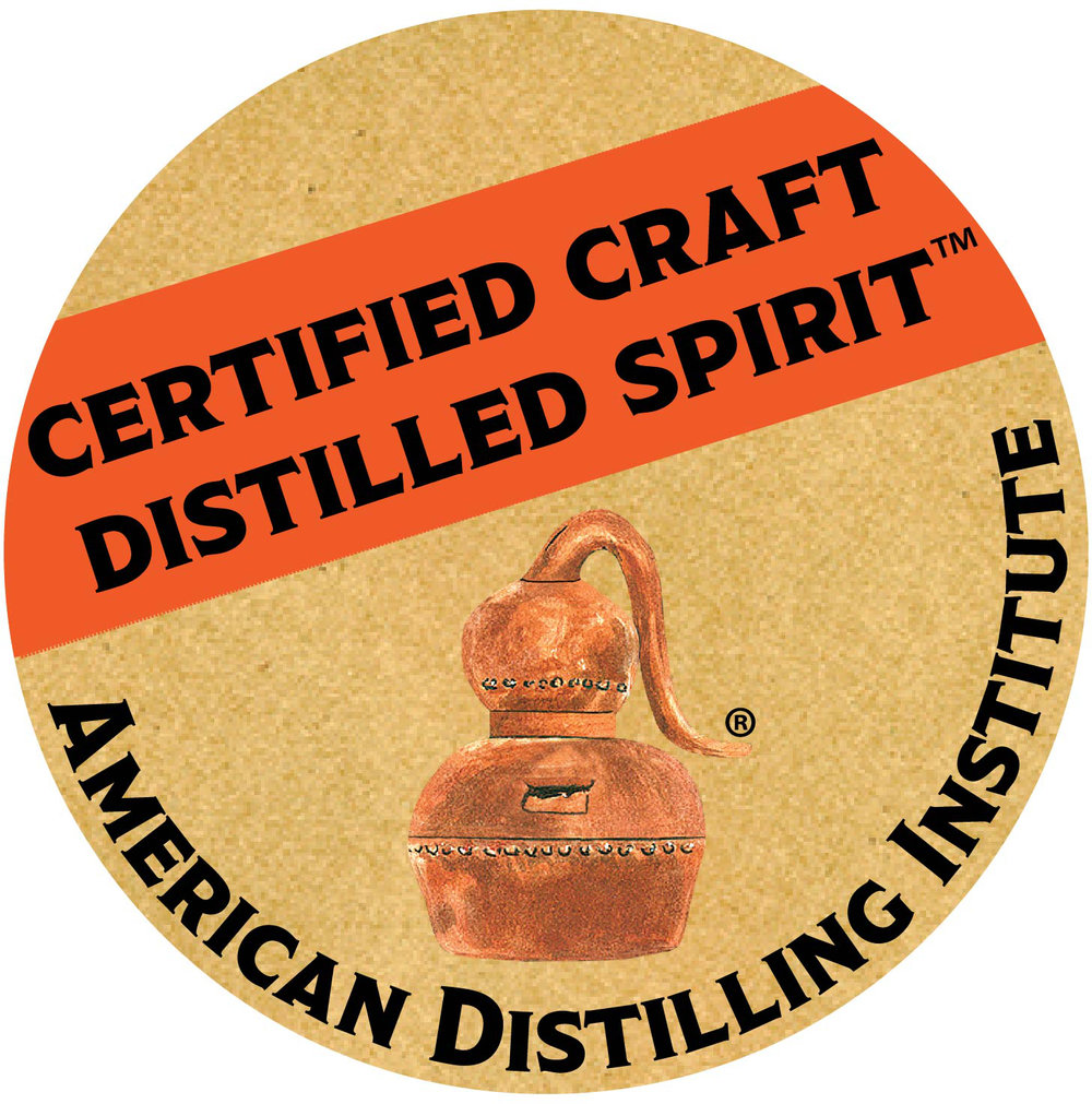 american certified craft distilled spirits