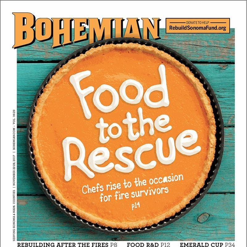 Bohemian magazine features Sonoma County whiskeys
