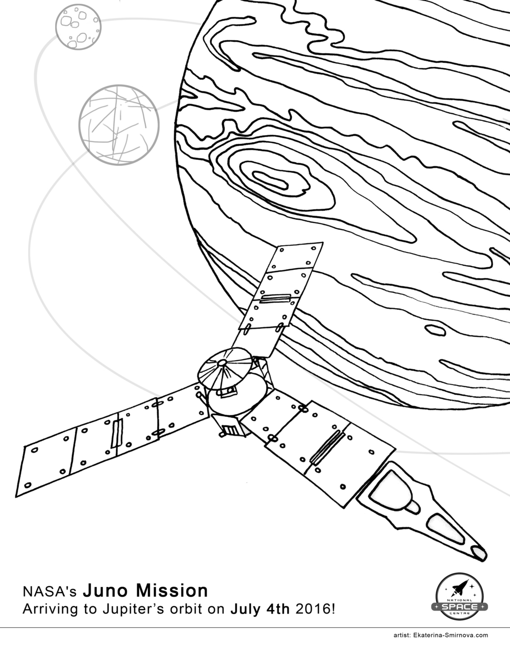 coloring pages missions - photo#25