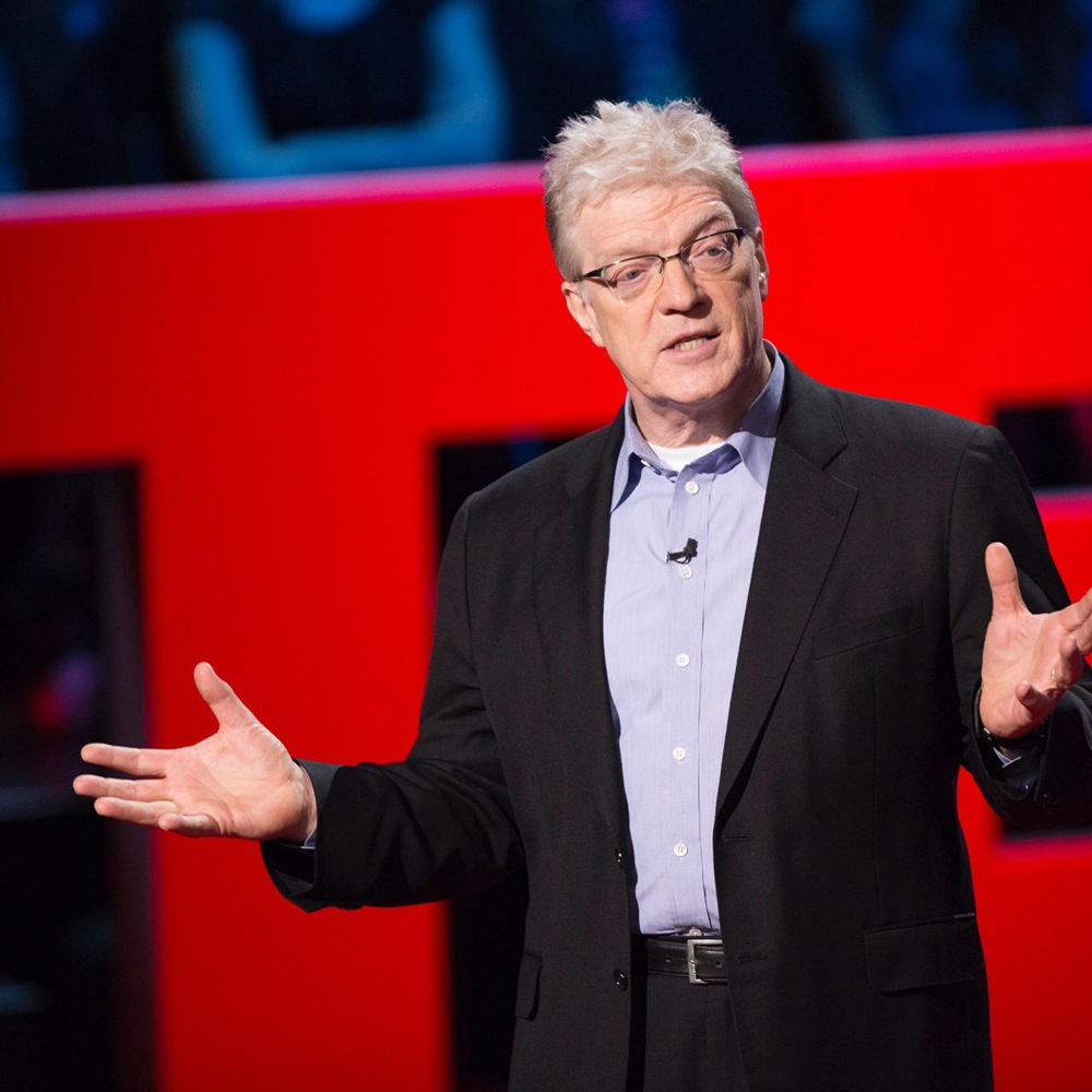 Ken Robinson at TED: Do Schools Kill Creativity?