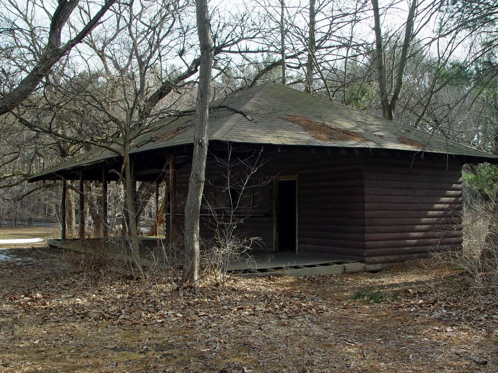March 2010 - Wood Pavilion