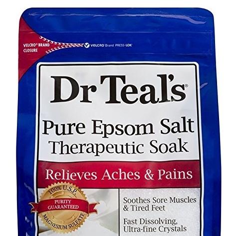 Epsom Salt -