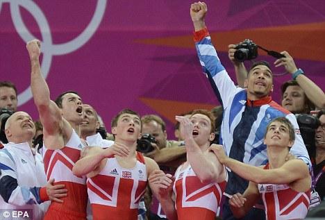 GB men's team