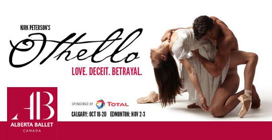 Alberta Ballet's Othello