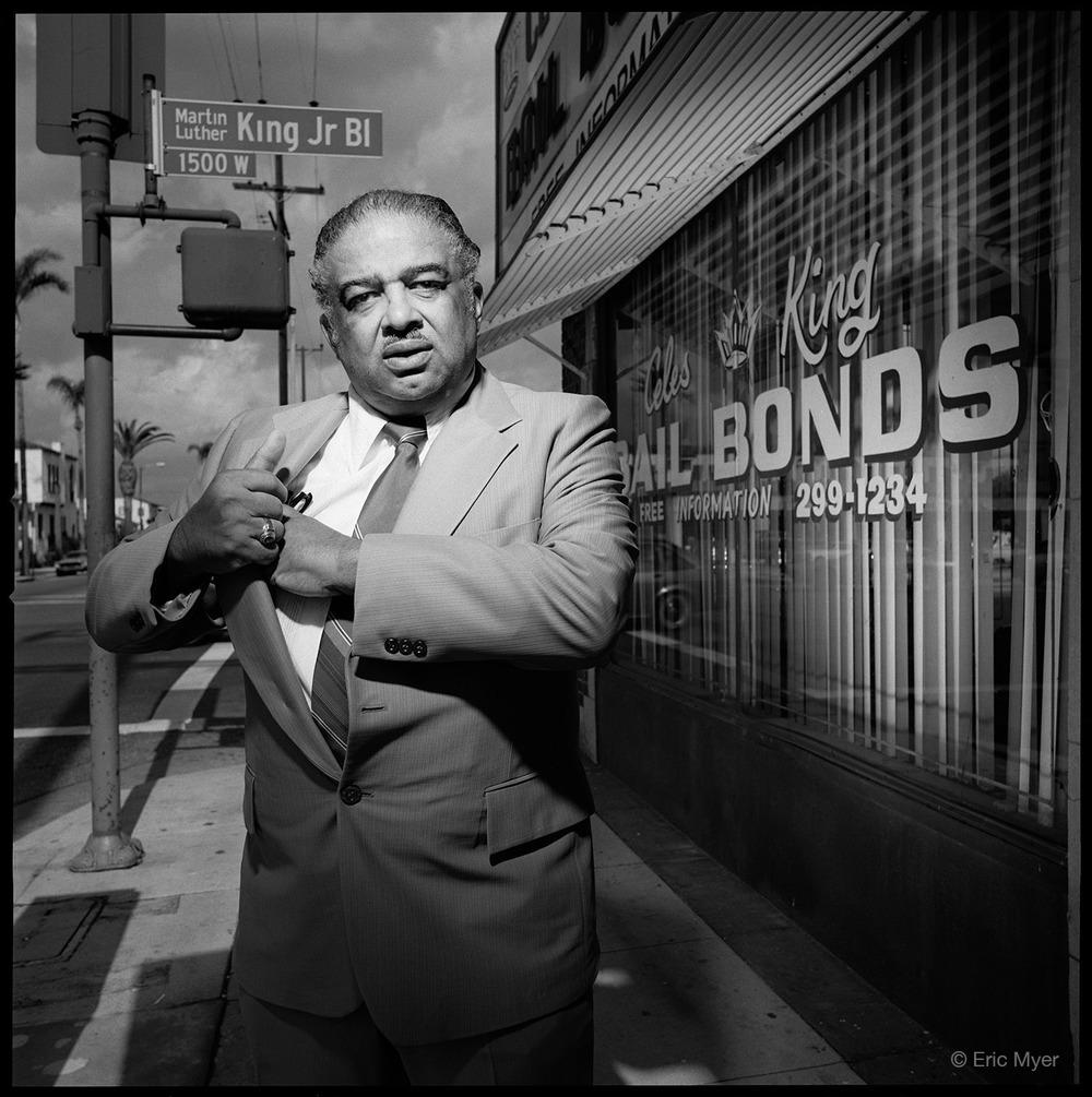 Celes King III, Bail Bondsman