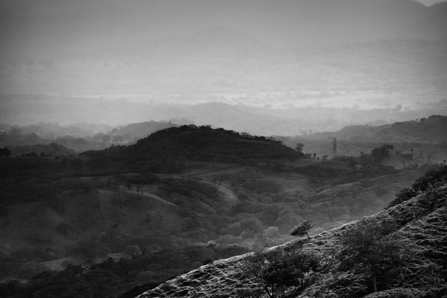 silence of hills  costa rica