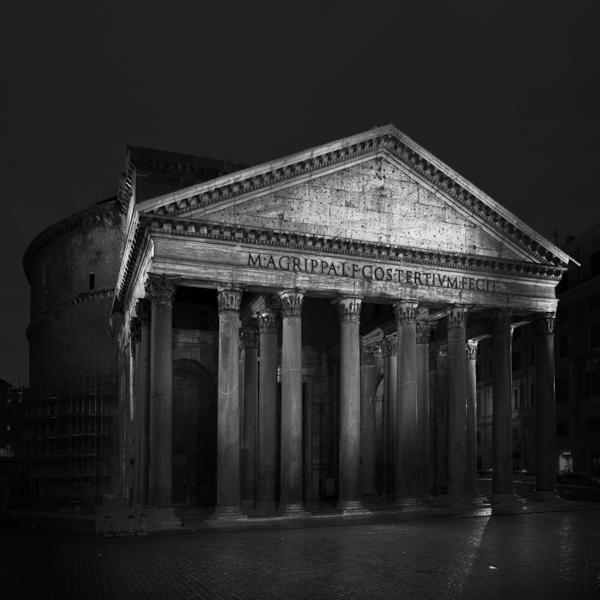 pantheon left
