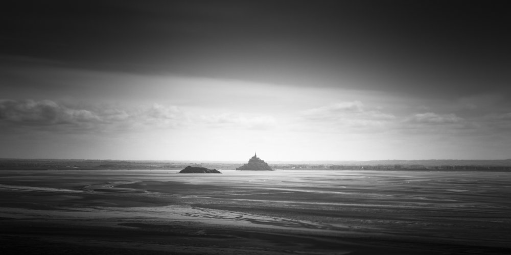 tombelaine and mont saint michel