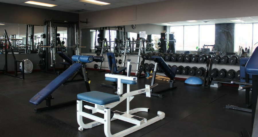 Mountain Fitness Offers a Fully Equipped Gym Facility