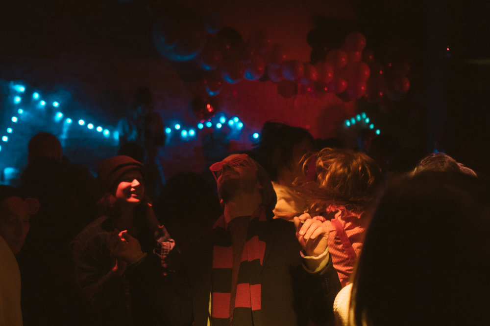Molly Heller's Heatland dance party