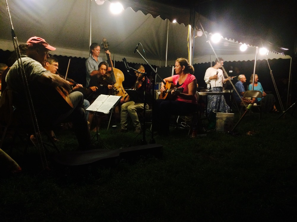 Journey's End Farm - Folk Song Weekend - Contra Dance Band.JPG