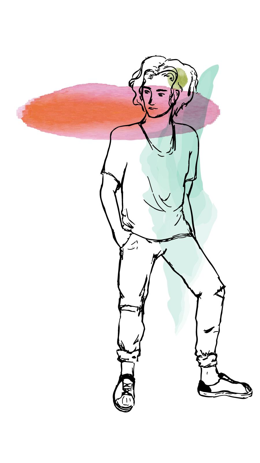 Illustrations Portfolio - Merissa Fernandez _Savage Boy.jpg