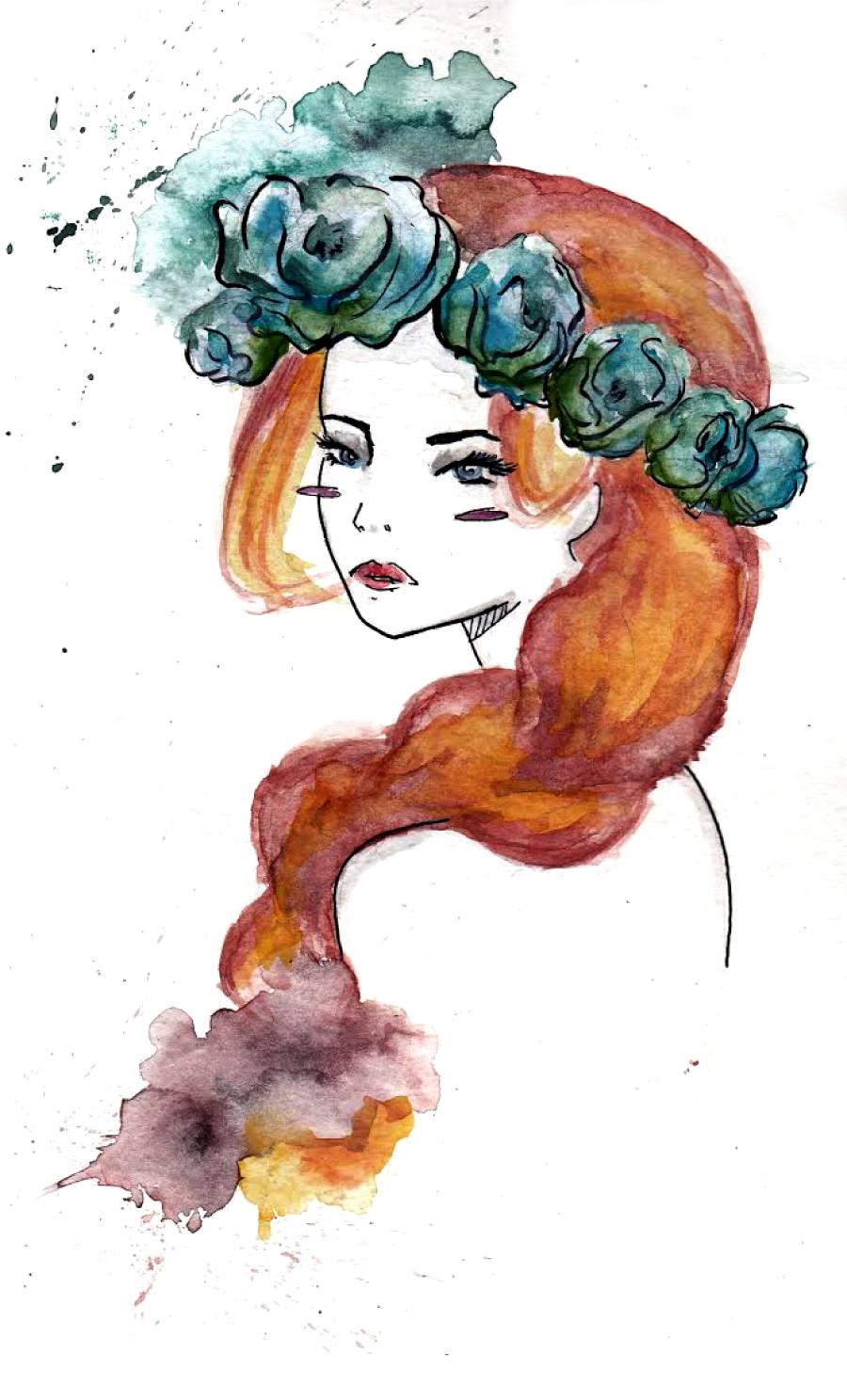 Illustrations Portfolio - Merissa Fernandez _Of Fire.jpg