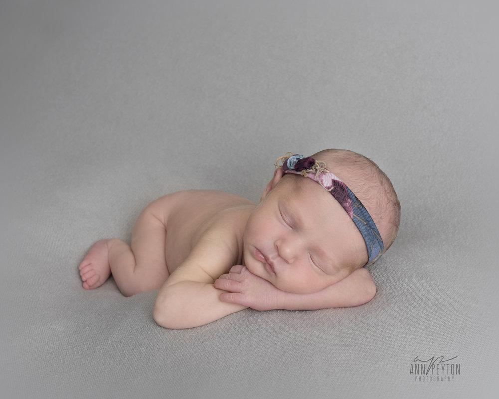 Newborn Hannah Headband