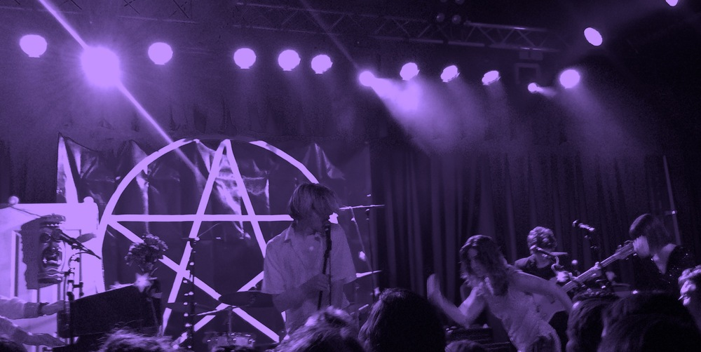 Did I mention the pentagram? Photo Credit:   Mark Foxall