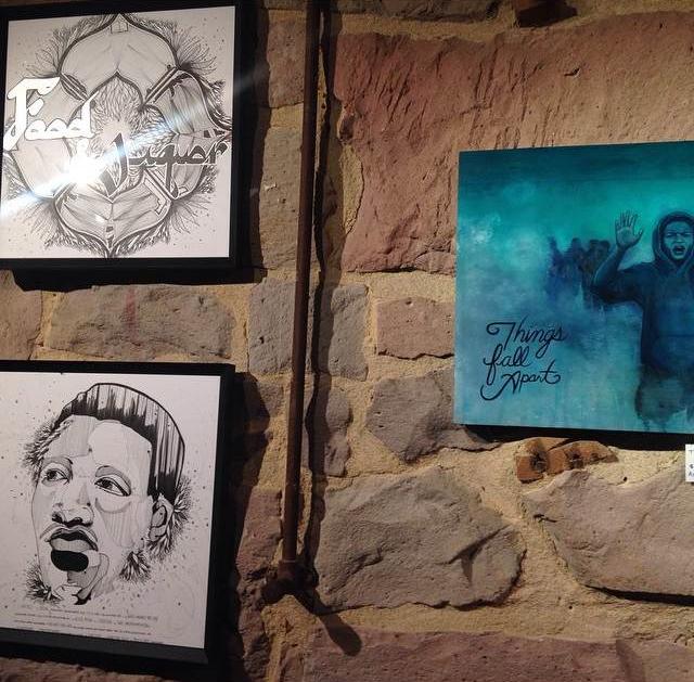 Local Art. Photo Credit:   Karma Leigh