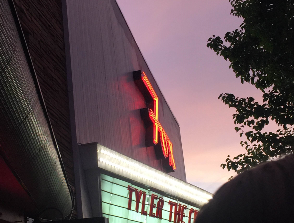 Sunset at the Fox. Photo Credit: Olivia Oreskovich